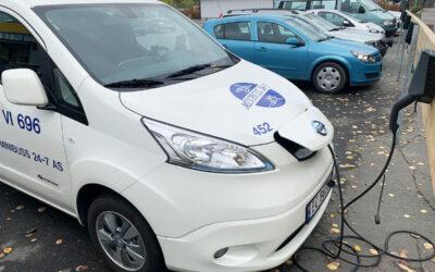 Landets ledende minibusselskap etablerer seg i Askim